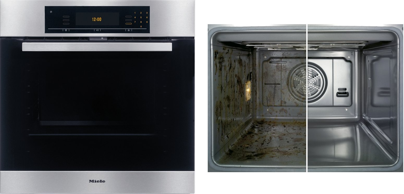 Built In Electric Cooker Part - 34: Miele H 5681 BP Ss Single Built In Electric Oven Pyrolytic