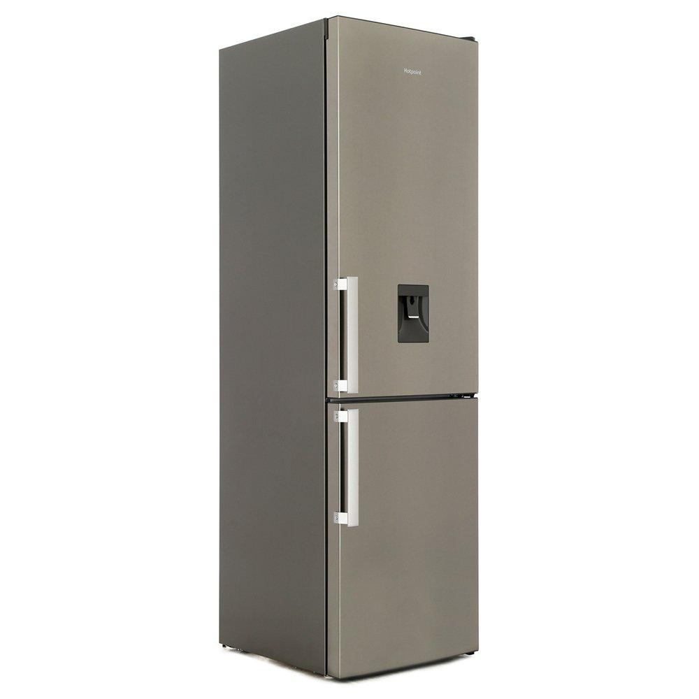 Hotpoint H7T 911A MX H AQUA Frost Free Fridge Freezer