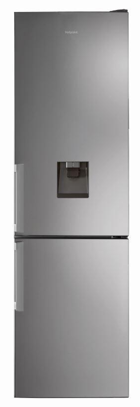 Hotpoint H7T911AMXHAQUA1 Frost Free Fridge Freezer