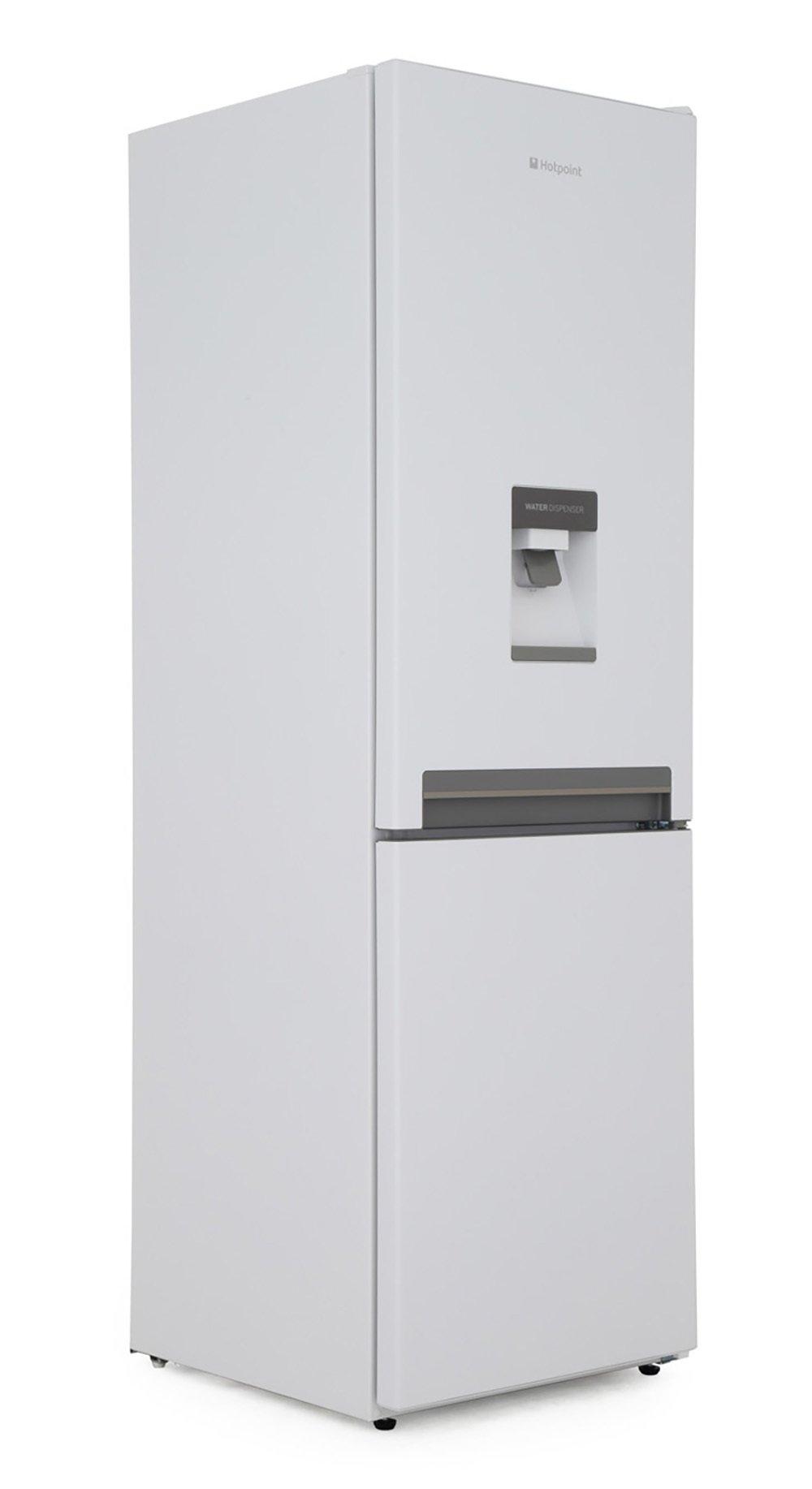 Hotpoint H8 A1E W WTD UK Low Frost Fridge Freezer