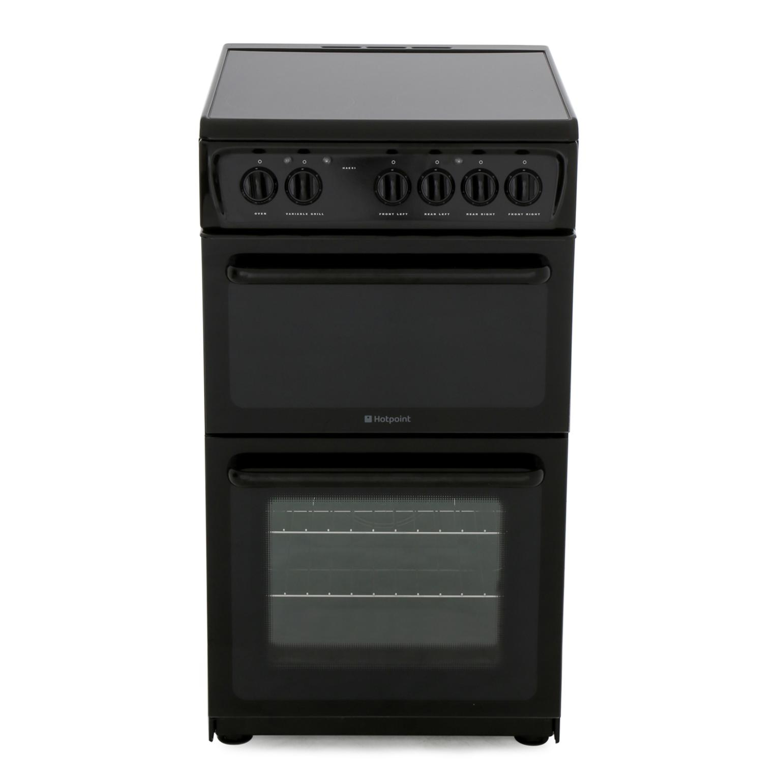 Hotpoint HAE51KS Ceramic  Electric Cooker Separate Grill