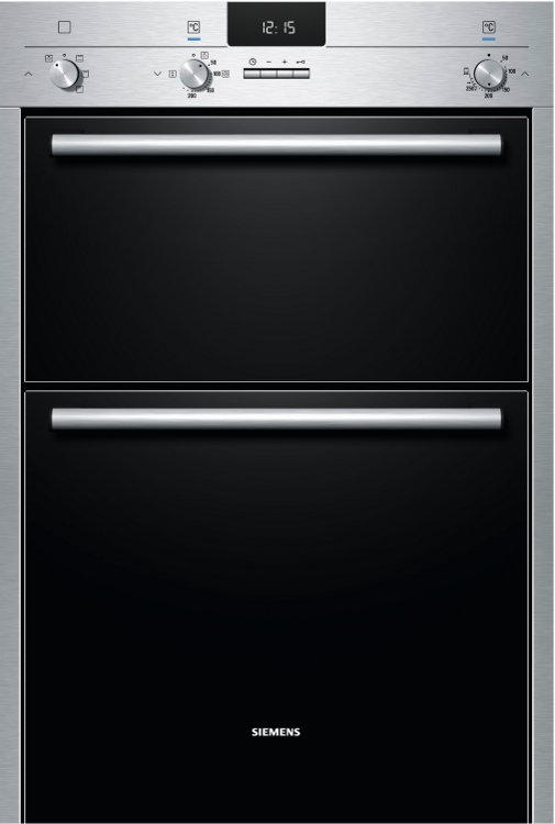 Siemens HB13MB521B Double Built In Electric Oven