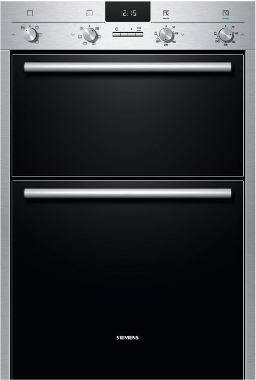 Siemens HB43MB520B Double Built In Electric Oven