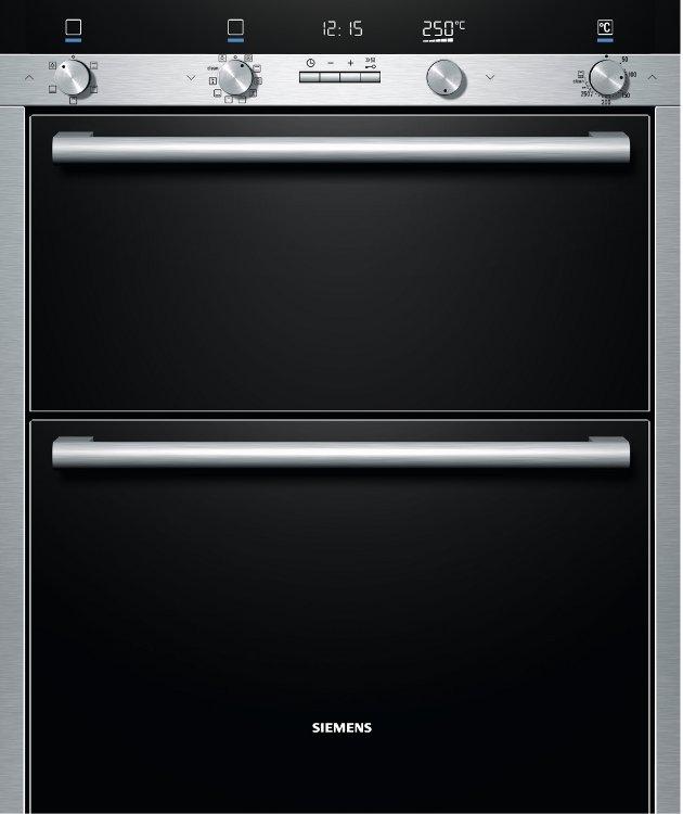 Siemens HB55NB550B Double Built Under Electric Oven