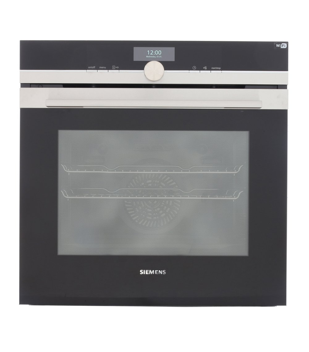 Siemens HB676GBS6B Single Built In Electric Oven