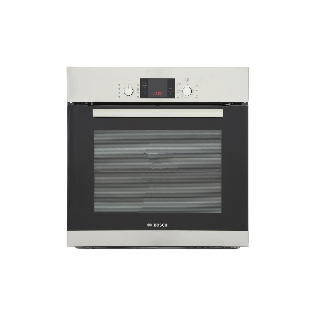 buy bosch serie 6 hba63b150b single built in electric oven hba63b150b stainless steel. Black Bedroom Furniture Sets. Home Design Ideas