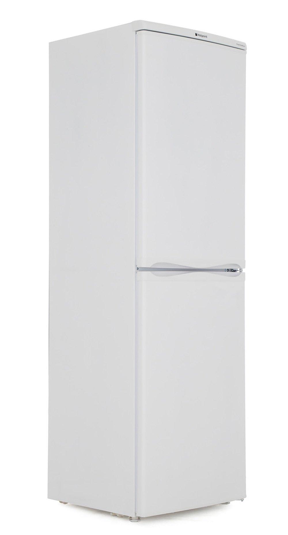 Hotpoint HBD 5517 W UK Static Fridge Freezer