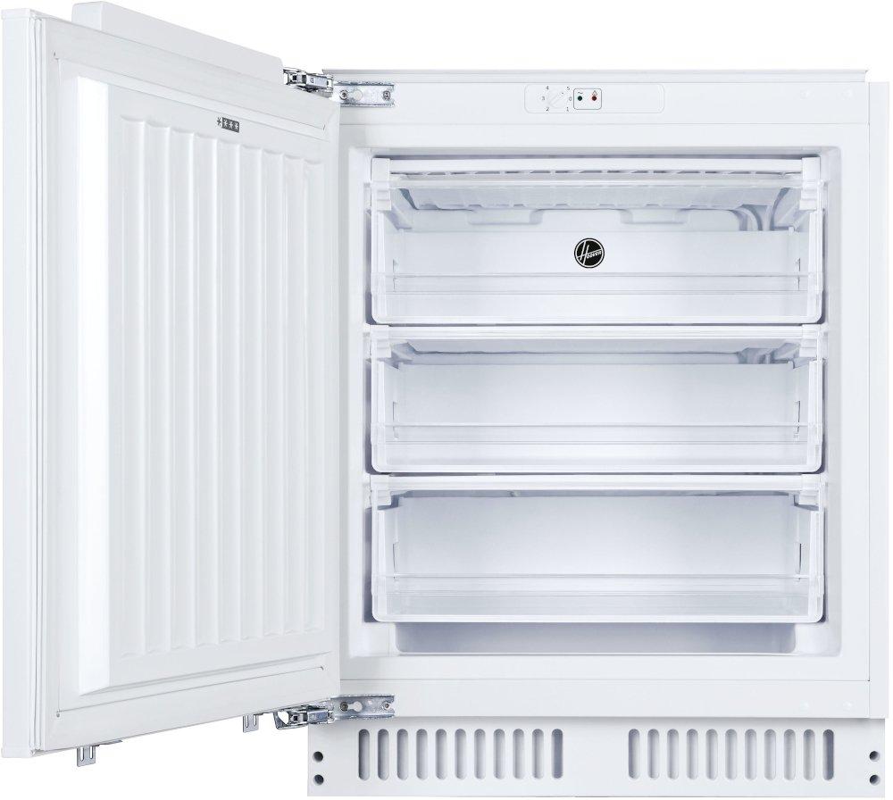 Hoover HBFUP 130 NK/N Static Built Under Freezer