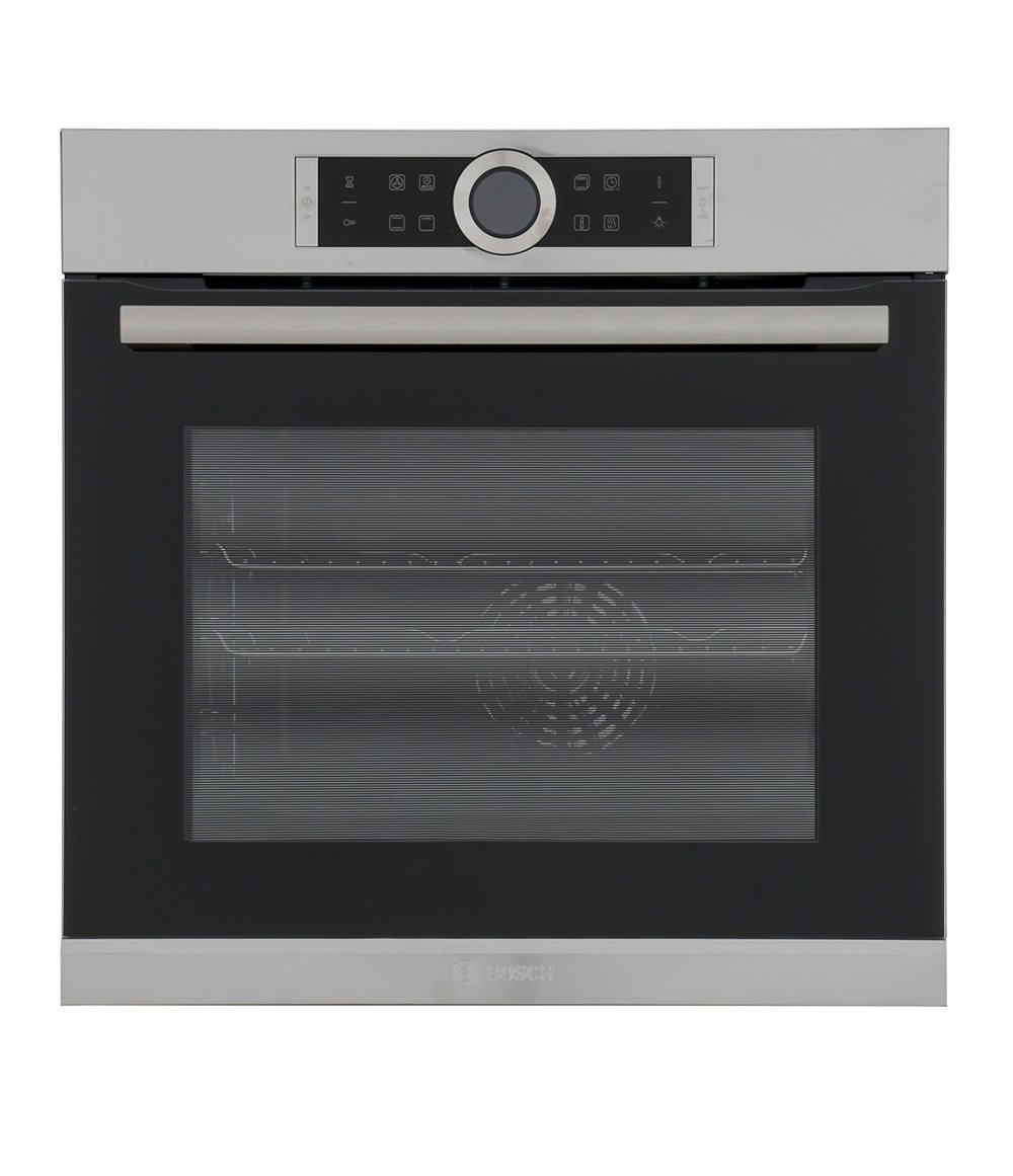 Bosch Serie 8 HBG634BS1B Single Built In Electric Oven