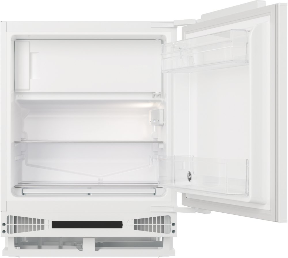 Hoover HBRUP 164 NK/N Built Under Fridge with Ice Box