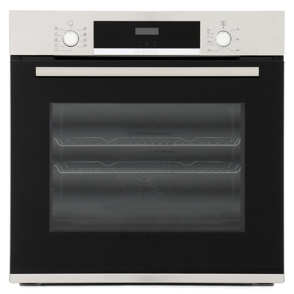 Bosch Serie 4 HBS534BS0B Single Built In Electric Oven