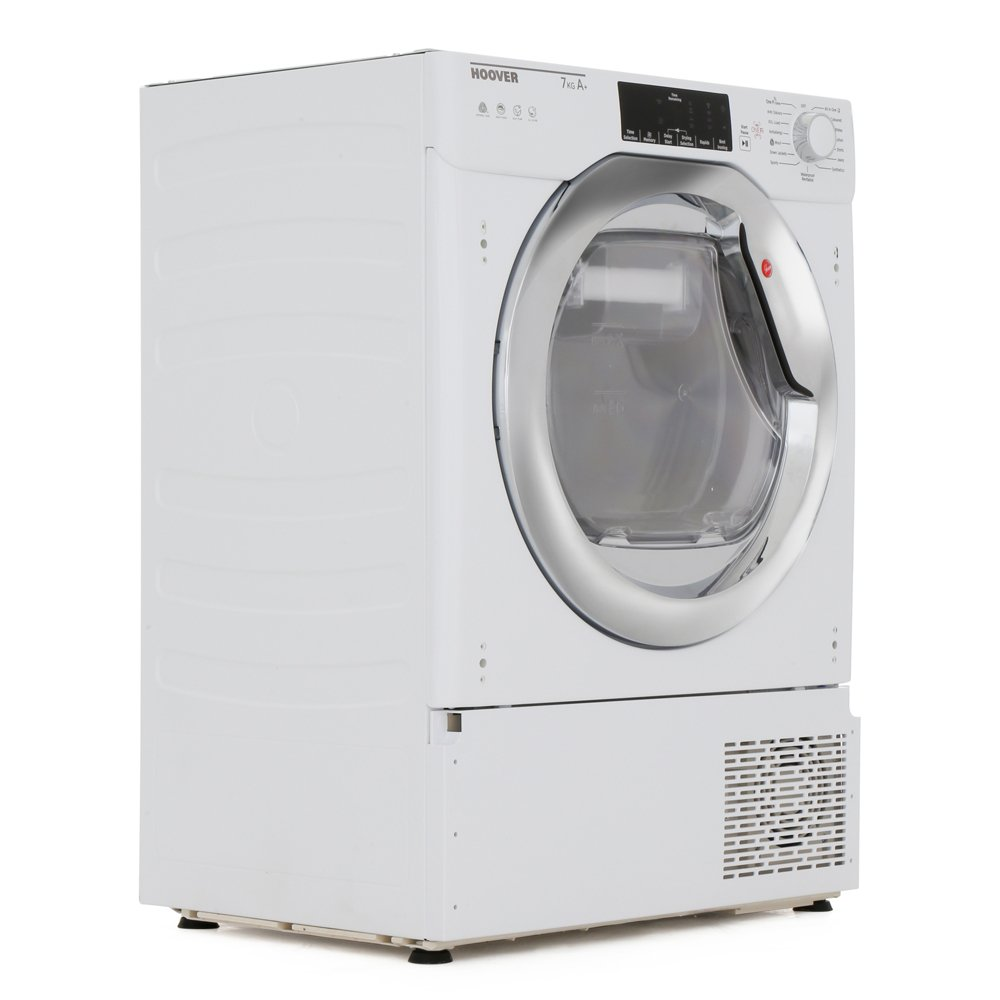 Hoover HBTDW H7A1TCE-80 Integrated Condenser Dryer with Heat Pump Technology
