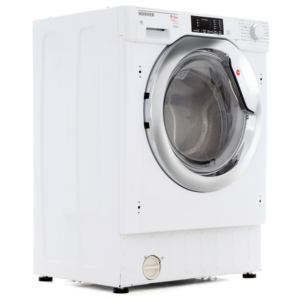 Hoover HBWD 8514DAC-80 Integrated Washer Dryer