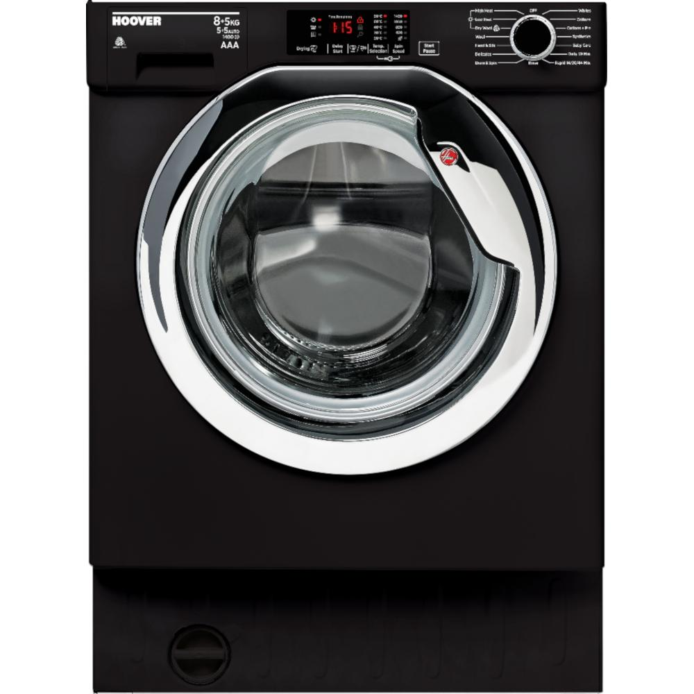 Hoover HBWD8514DCB Integrated Washer Dryer