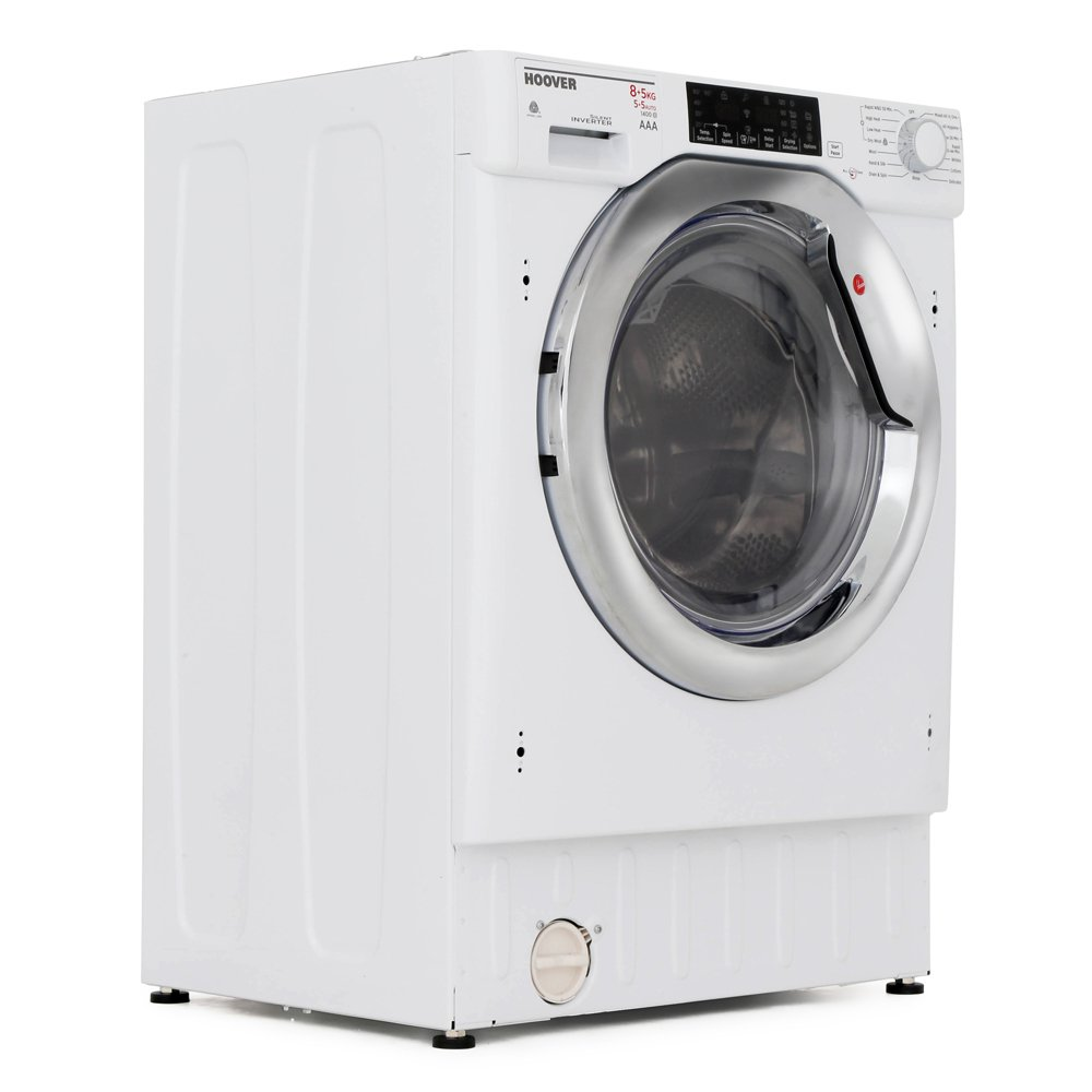 Hoover HBWD 8514TAHC-80 Integrated Washer Dryer