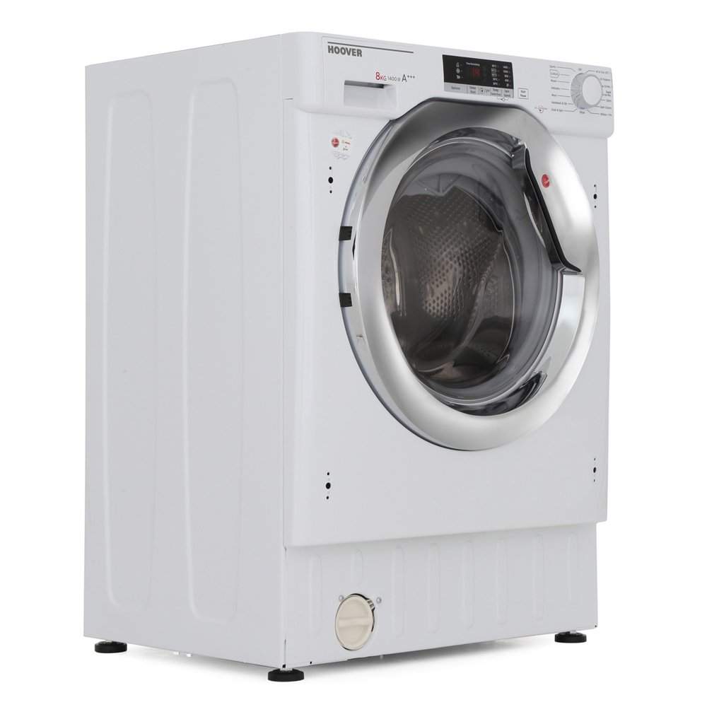 Hoover HBWM 814SAC-80 Integrated Washing Machine