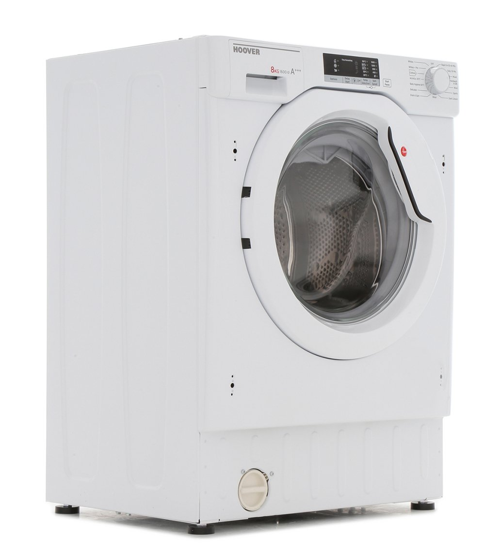 Hoover HBWM 816S-80 Integrated Washing Machine