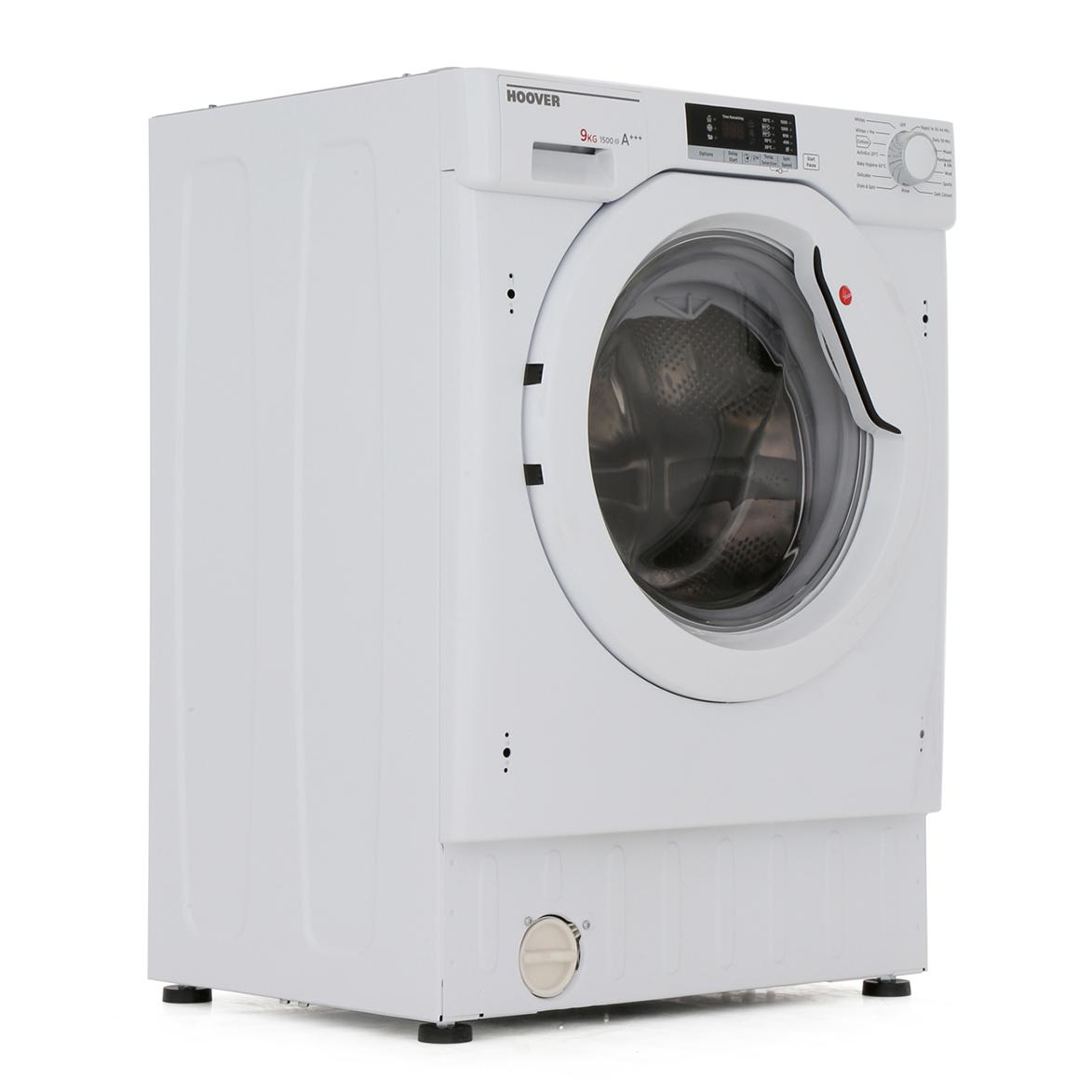 Hoover HBWM915D80 Integrated Washing Machine