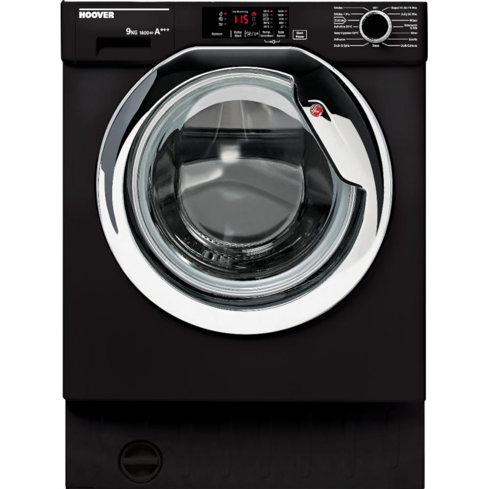 Hoover HBWM 916DCB Integrated Washing Machine