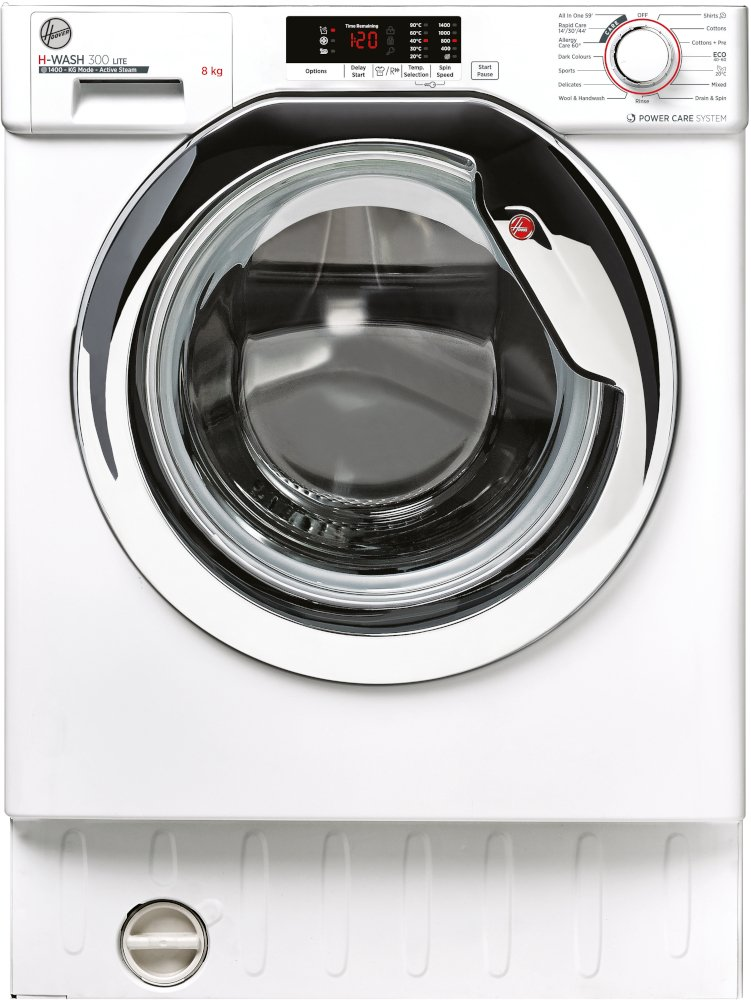 Hoover HBWS48D2ACE Integrated Washing Machine