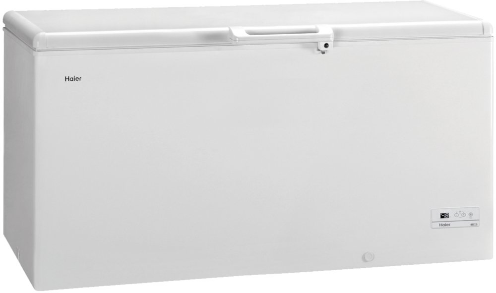 Haier HCE519R Static Chest Freezer