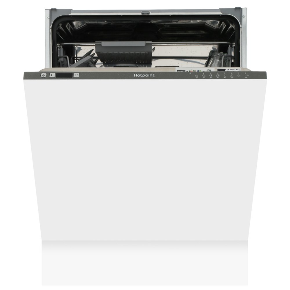 Hotpoint HEI49118C Built In Fully Integrated Dishwasher