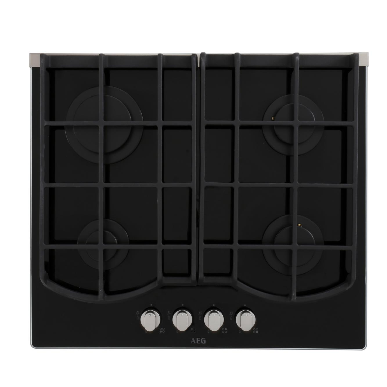 AEG HG653431NB 4 Burner Gas Hob