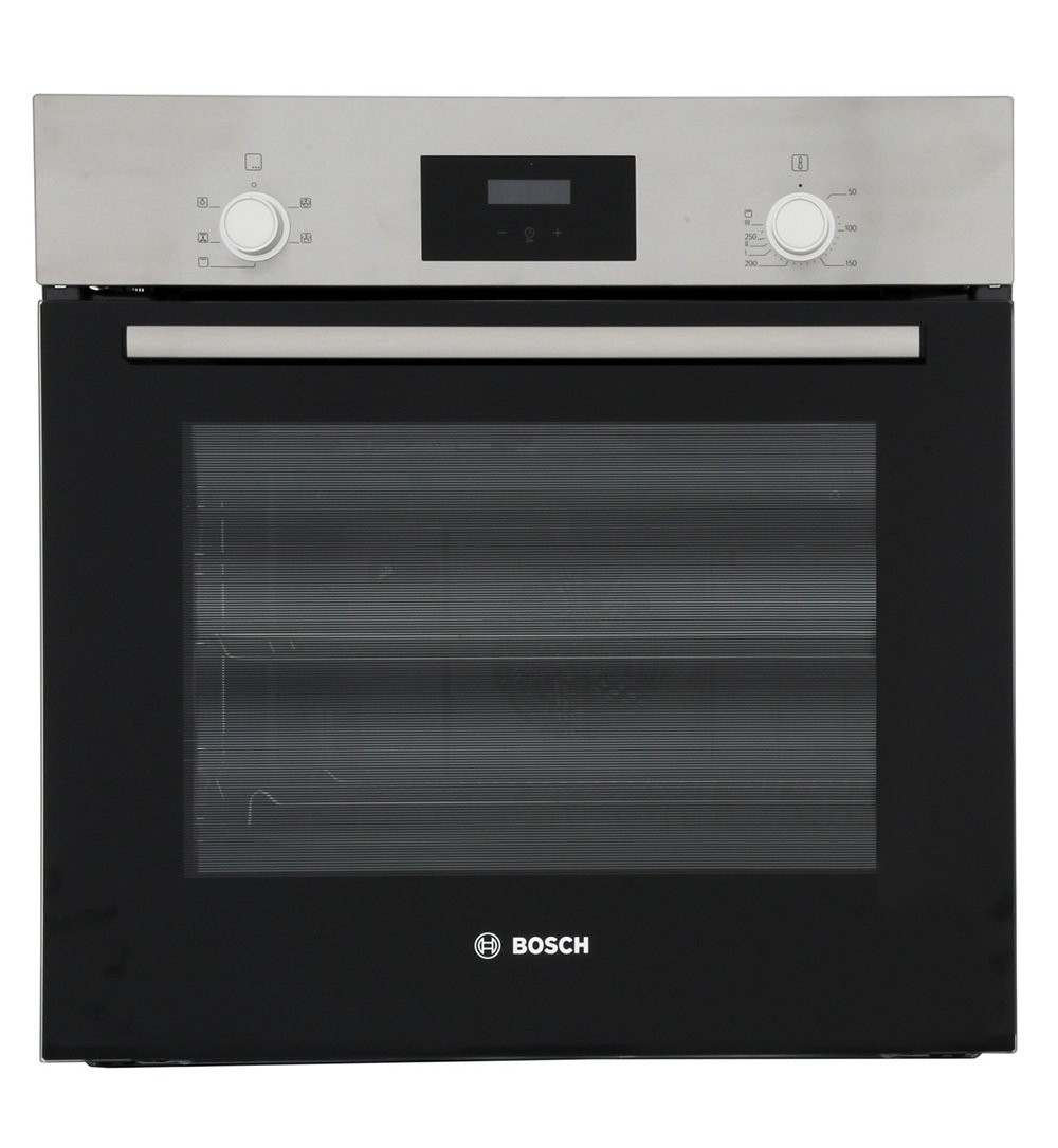 Bosch Serie 2 HHF113BR0B Single Built In Electric Oven