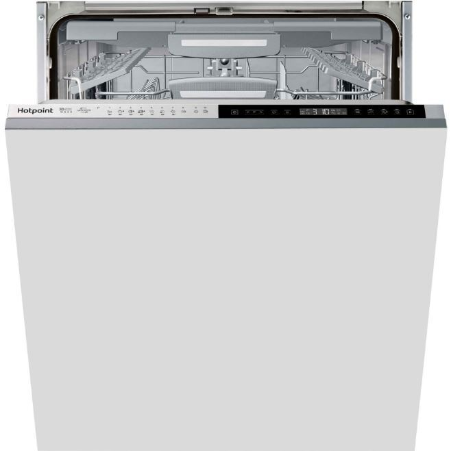 Hotpoint HIP 4O539 WLEGT UK Built In Fully Integrated Dishwasher
