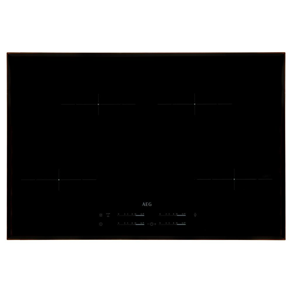 buy aeg hk854401fb induction hob black marks electrical. Black Bedroom Furniture Sets. Home Design Ideas