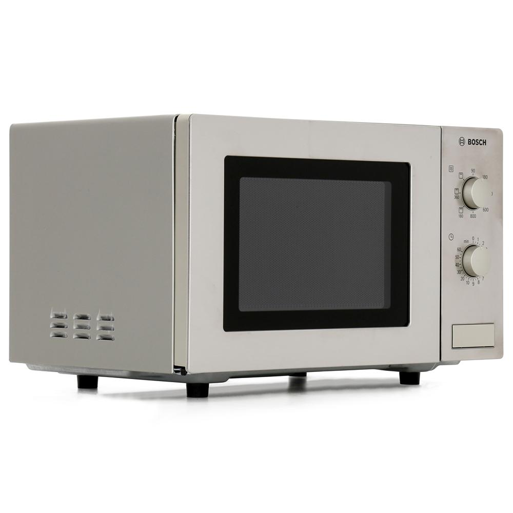 Bosch Serie 4 HMT72G450B Microwave + Grill and Mechanical Timer