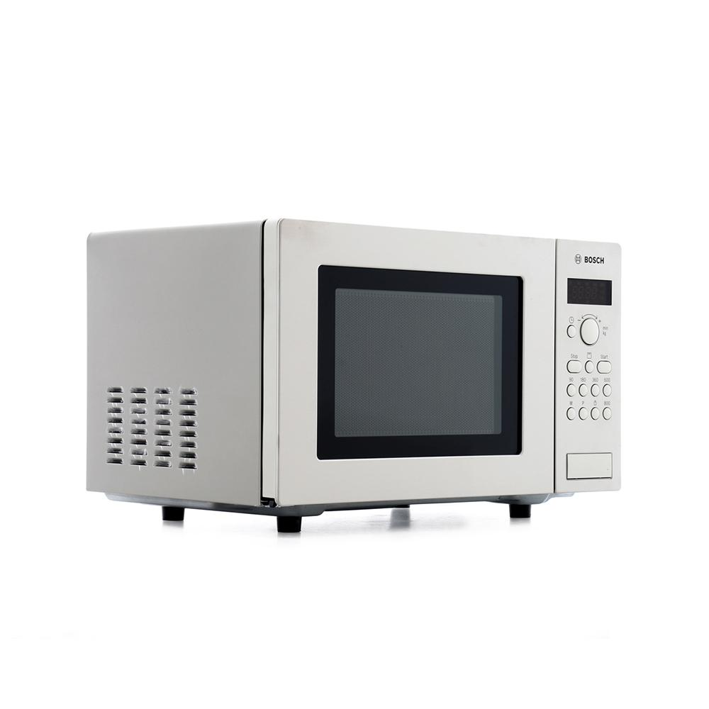 Bosch Serie 4 HMT75G451B Microwave + Grill with Electronic Timer