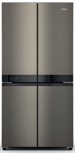 Hotpoint HQ9 U1BL UK American Fridge Freezer