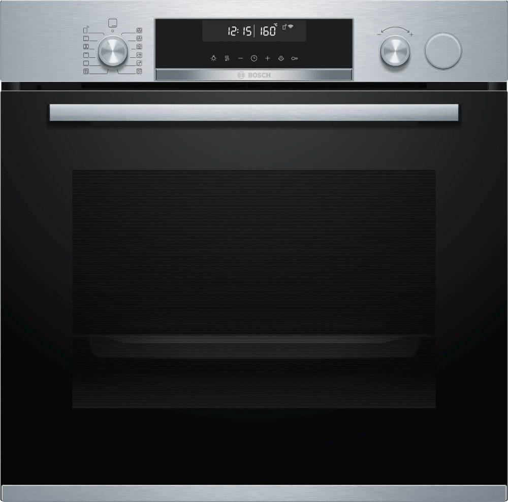 Bosch Serie 6 HRS578BS6B Single Built In Electric Oven