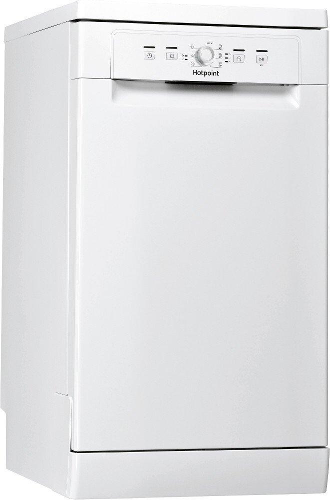 Hotpoint HSFE1B19 Slimline Dishwasher