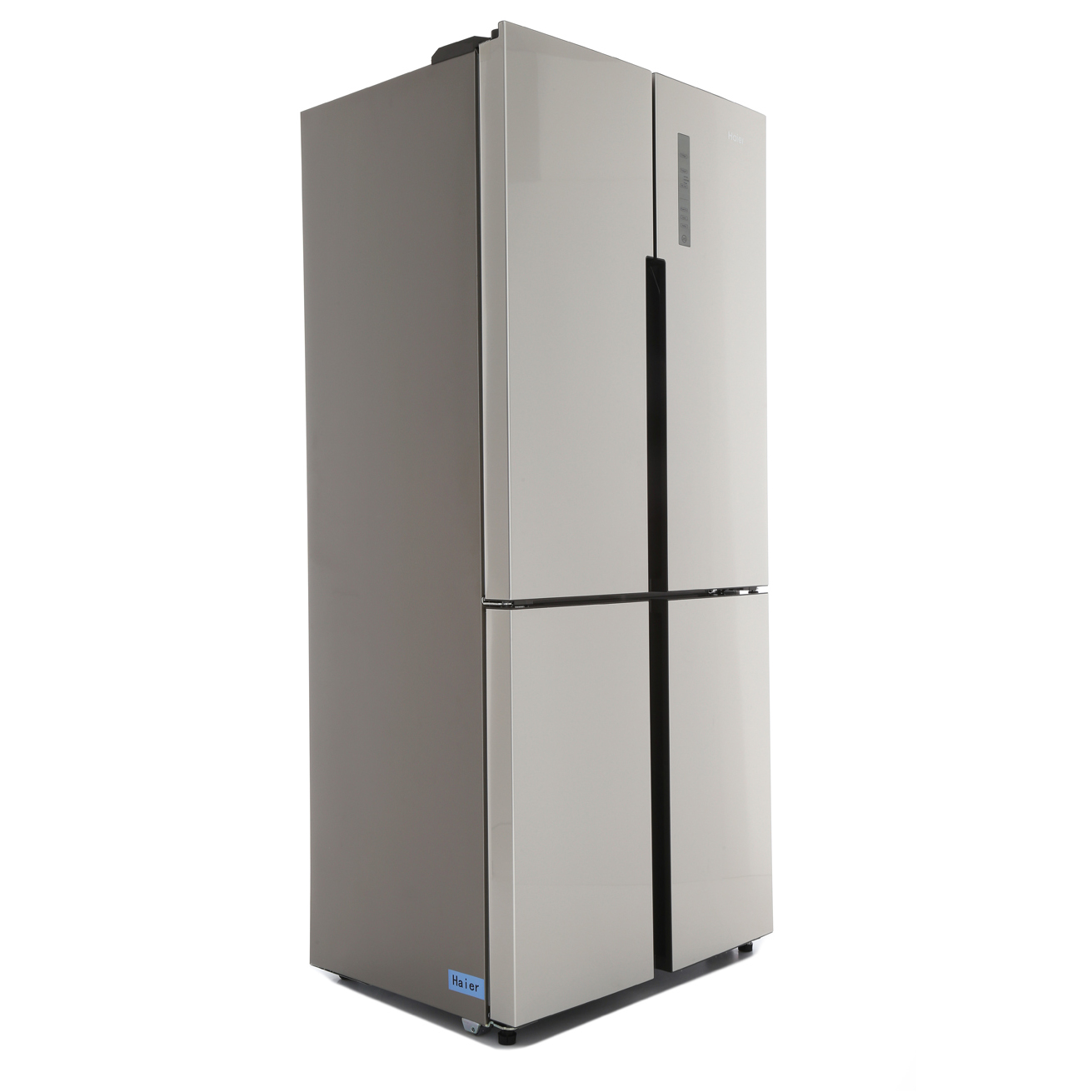 buy haier htf 452dm7 american fridge freezer stainless steel marks electrical. Black Bedroom Furniture Sets. Home Design Ideas