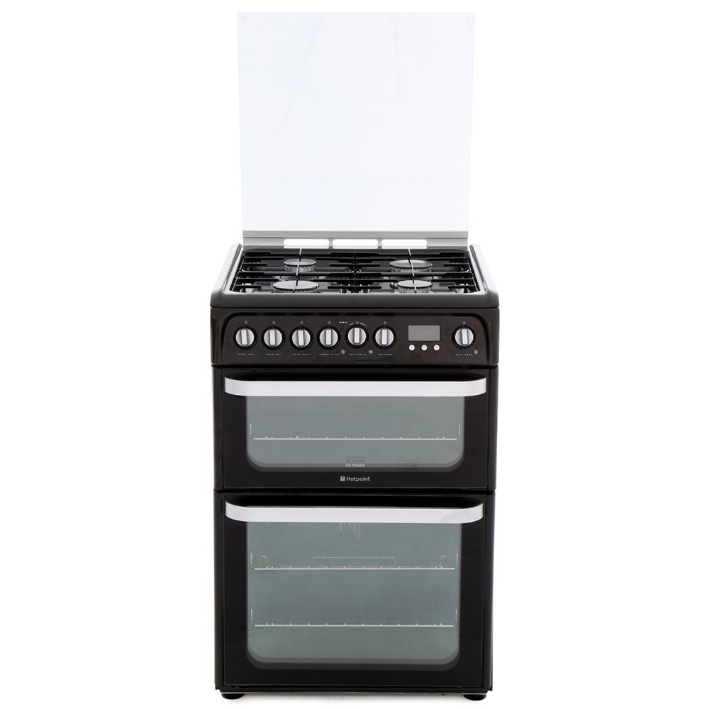 Hotpoint Experience HUD61KS Dual Fuel Cooker