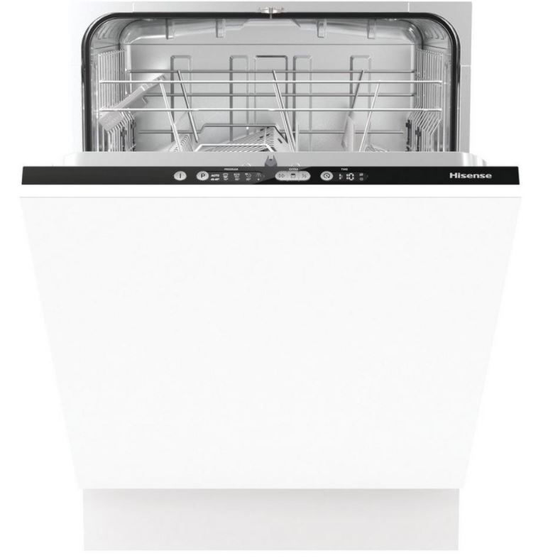 Hisense HV651D60UK Built In Fully Integrated Dishwasher