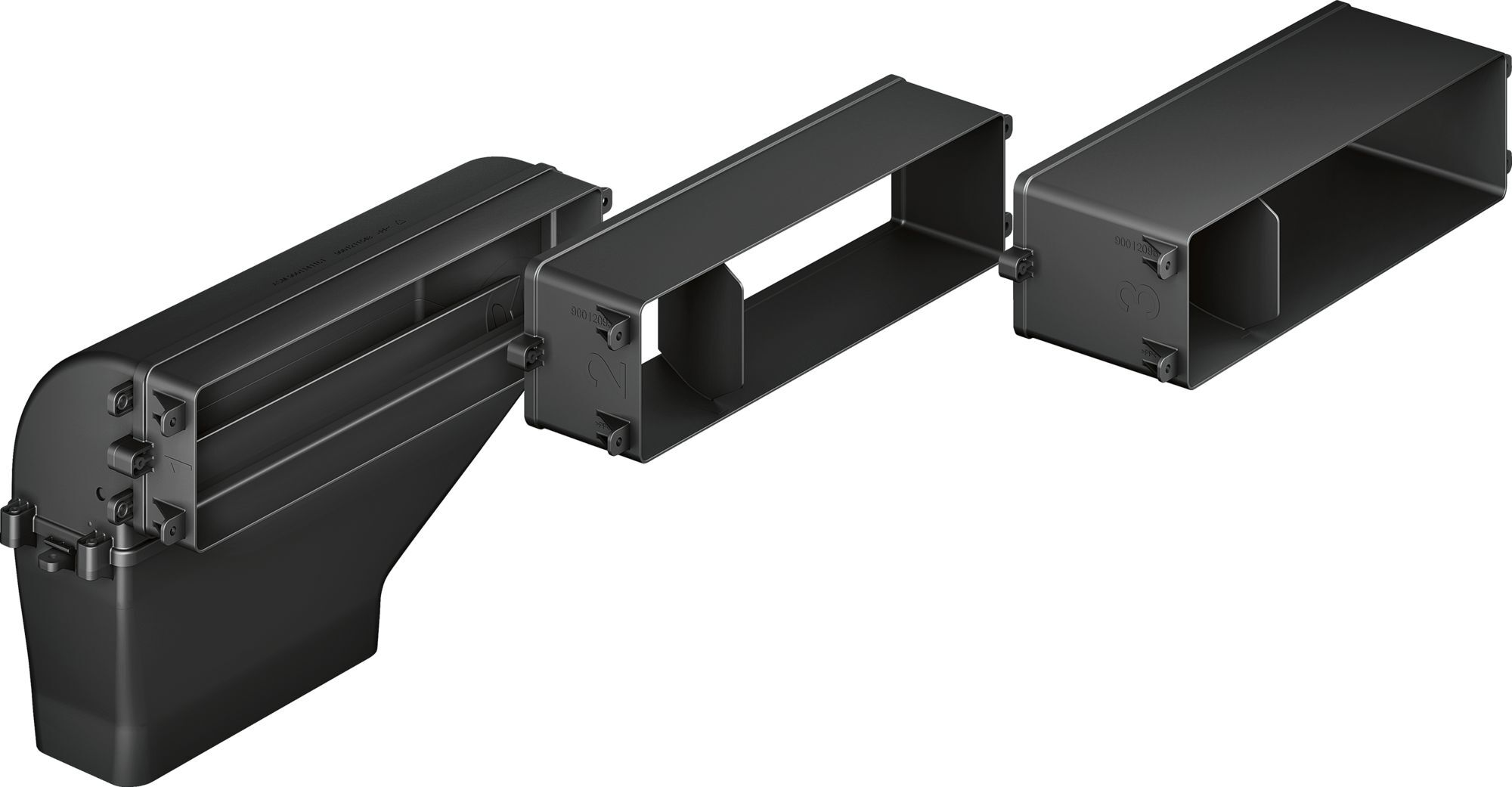 Siemens HZ381401 Ducting Kit