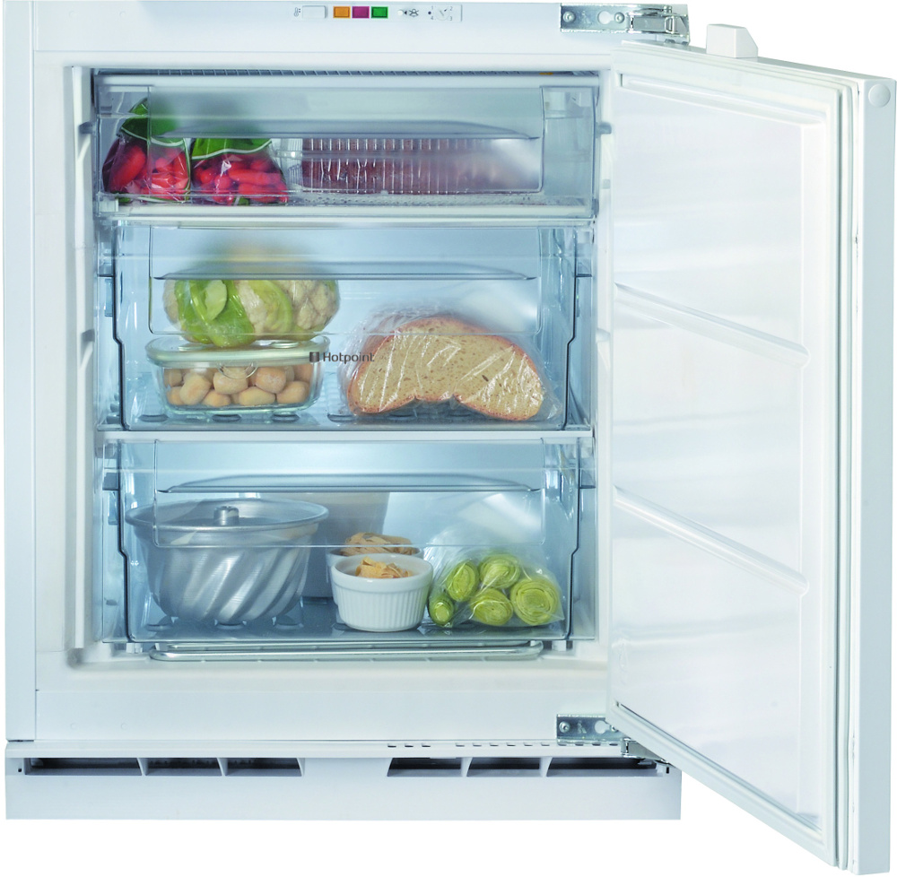Hotpoint HZA1UK Low Frost Built In Freezer