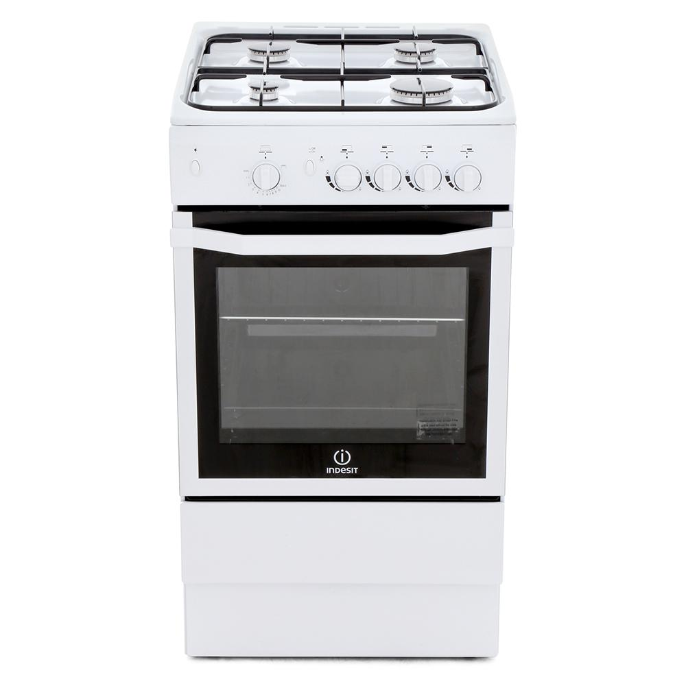 Indesit Start I5GGWUK Gas Cooker with Single Oven