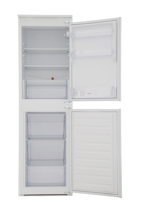 Indesit IB5050A1D Low Frost Integrated Fridge Freezer
