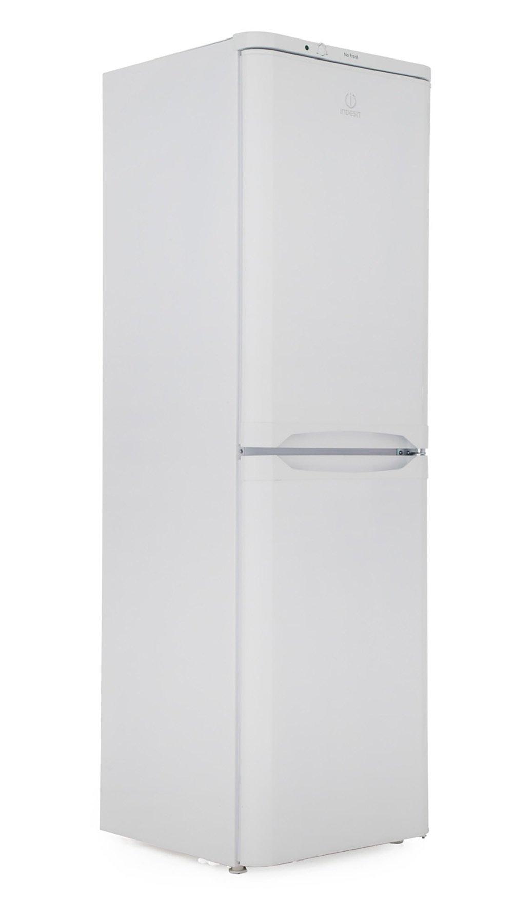Indesit IBNF5517W Frost Free Fridge Freezer