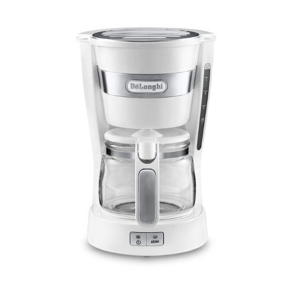 DeLonghi ICM14011 White Coffee Machine