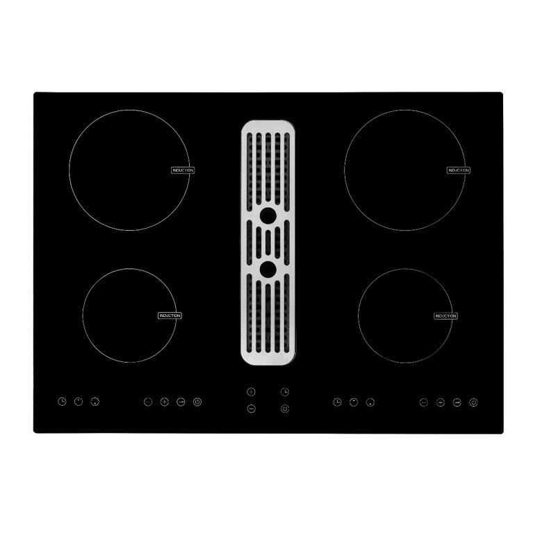 Culina ICONDD70 Induction Hob with Downdraft Extractor