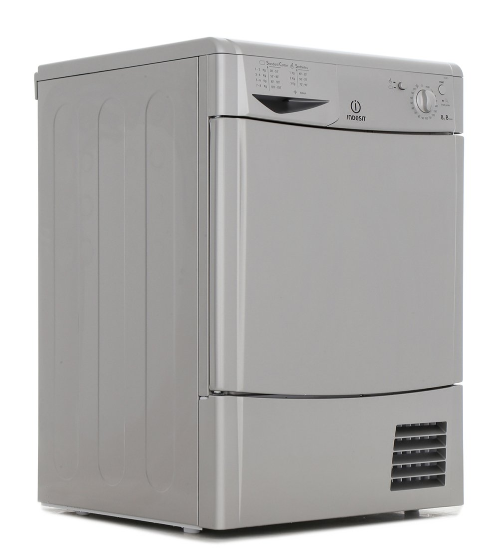 Indesit IDC8T3BS Condenser Dryer