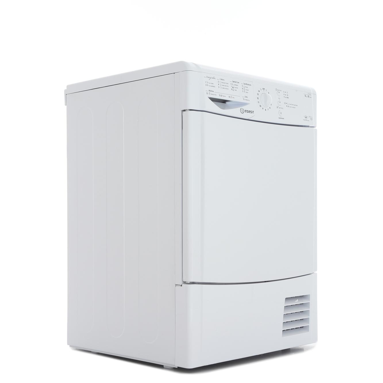 Indesit Advance IDCL85BHUK Condenser Dryer