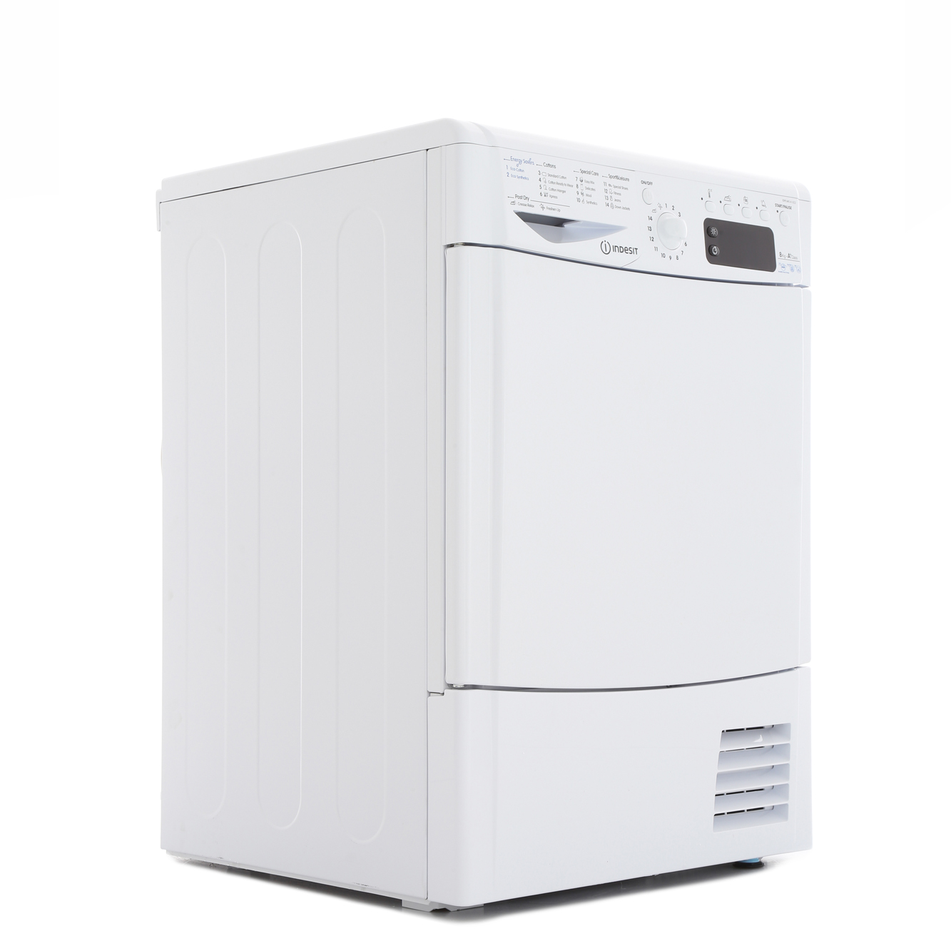 Indesit IDPE845A1ECO Condenser Dryer with Heat Pump Technology