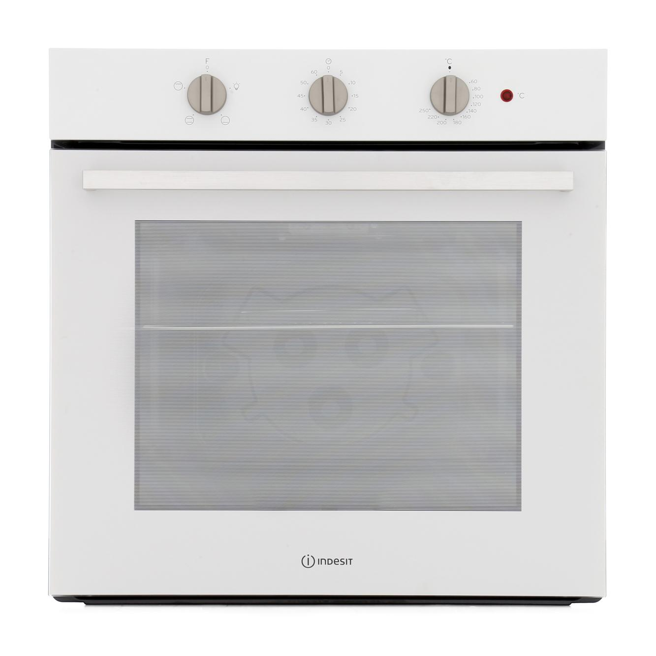 Indesit IFW6230WHUK Single Built In Electric Oven