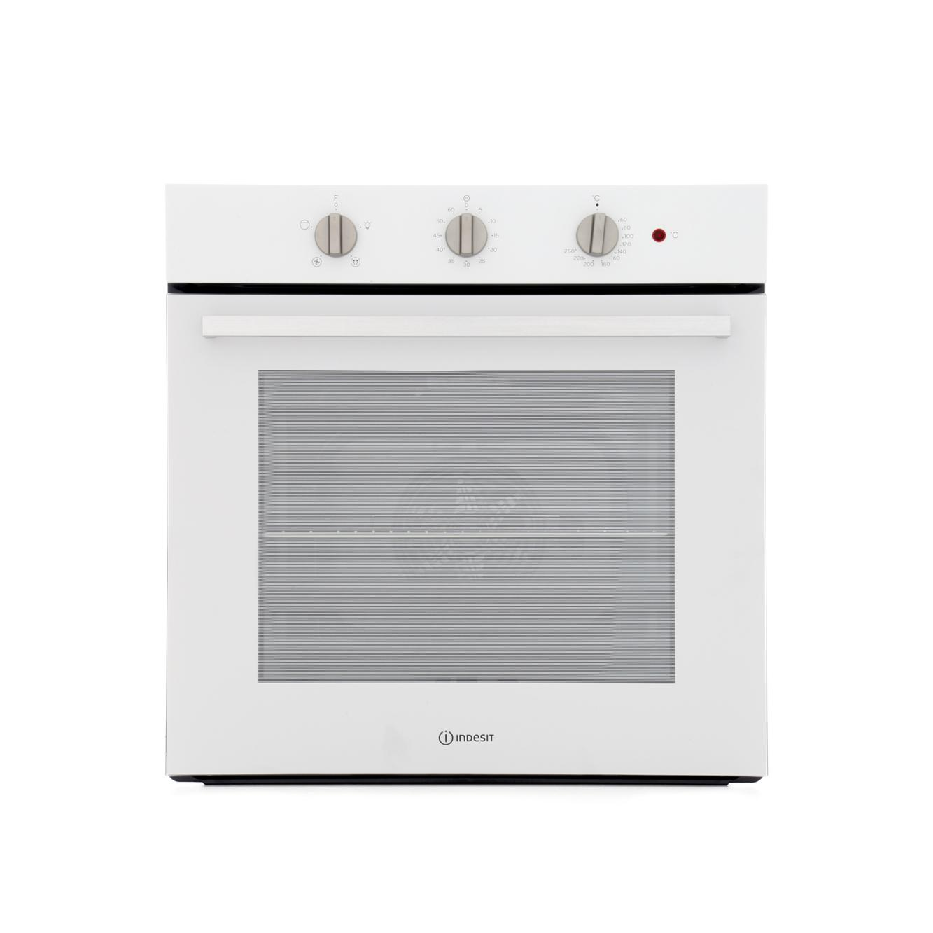 Indesit IFW6330WHUK Single Built In Electric Oven